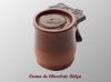 Crema de chocolate belga